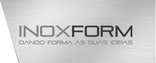 Inox Form - Revestimento em aço inox e Móveis em aço inox