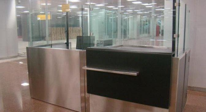 Móveis Especiais em aço inox | GRU AIRPORT - SP - Inox Form